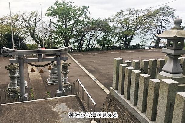 福井県の春日神社